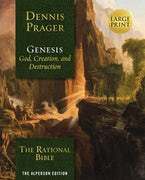 The Rational Bible: Genesis (Large Print)